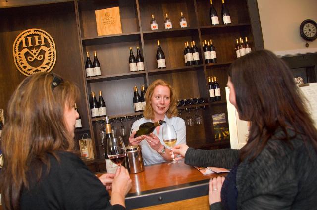 wine tasting in Marlborough