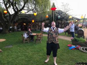 fun games at international hobbits day